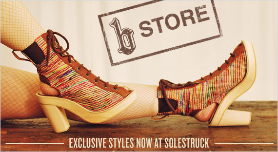 solestruck design b store
