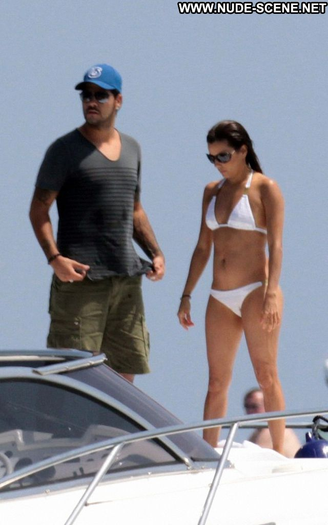 Eva Longoria Nude Sexy Scene Yacht Latina Showing Ass Bikini