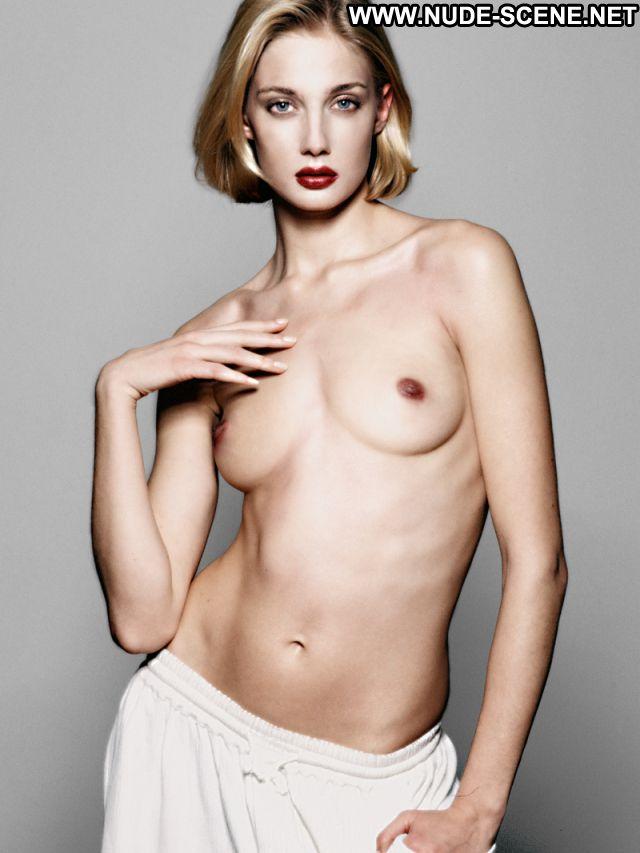 Eva Riccobono Nude Sexy Scene Blue Eyes Small Tits Blonde