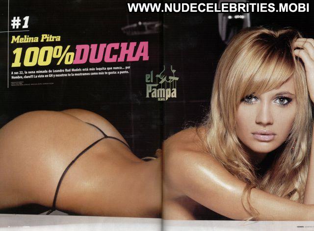 Melina Pitra Nude Sexy Scene Big Ass Big Tits Bikini Blonde