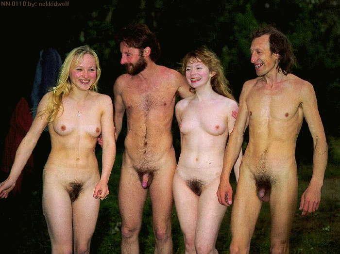 naked old grandpas