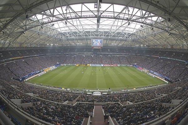 Real Madrid Wallpaper Full Hd Nuevo Estadio Bernab 233 U Hoy Jugamos En Veltins Arena