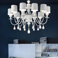 Lighting Australia | Eva 10 light Chandelier - Pendant ...