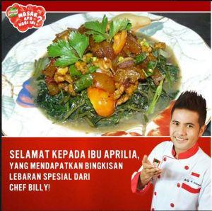 royco chef billy