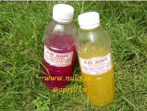AJS Juice Purbalingga, Bebas Pilih Rasa Buahnya (Harga Sama)