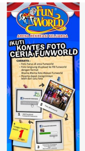 kontes foto fun world