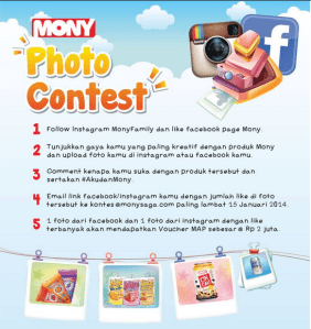 Mony Photo Contest