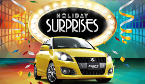 holiday surprise