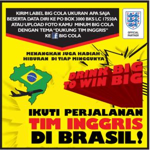 Perjalanan ke Brasil