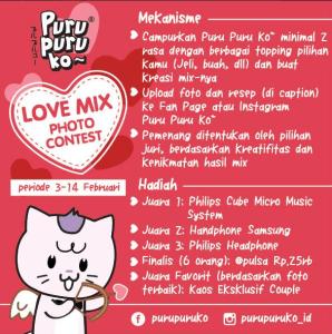 puru ko love mix photo contest