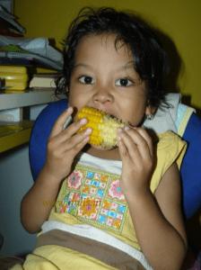 cemilan jagung manis