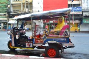 tuktuk Thailand