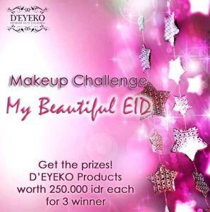 Kontes My Beautiful EID