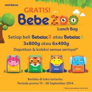 Bebezoo Lunch Bag