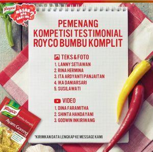 Royco Unilever
