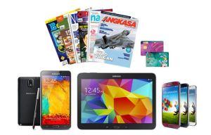 Isi Survey Gramedia Majalah Berhadiah Gadget Keren!