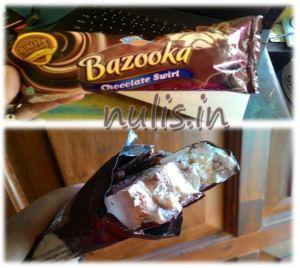Campina Bazooka Chocolate Swirl : Ada Saus Coklatnya yang Bikin Nagih!