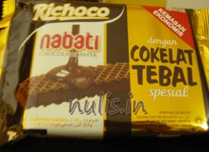 nabati coklat