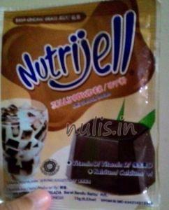 Nutrijell Coklat : Adem Nyess Rasanya