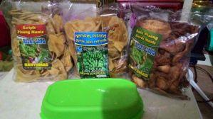 Sale Pisang Rizki Jaya : Asin, Manis, Gurih-Manis? Semuanya Ada!
