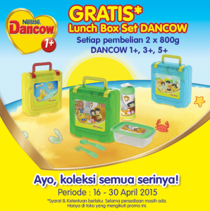 Lunch Box Dancow