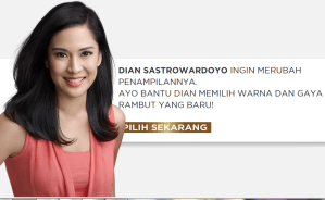 Promo Lembaran Baru Berhadiah Dinner & Make Over With Dian Sastro!