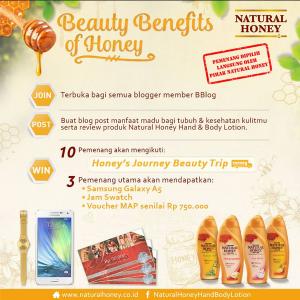 Honey beauty