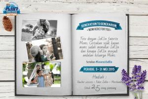 Kontes Foto Soklin Favorit Berhadiah Voucher Belanja & Paket Produk