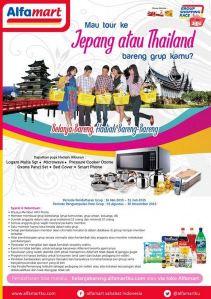 Mau Tour Ke Jepang/ Thailand Bareng Group Kamu?