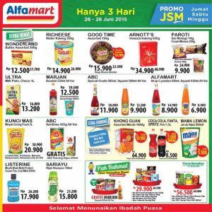 JSM Alfamart : 26-28 Juni 2015