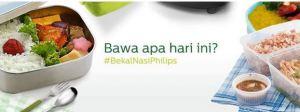 Kompetisi Bekal Nasi Philips Berhadiah Rice Cooker