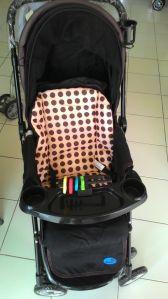 Stroller Labeille : Kereta Dorong Bayi Multi Fungsi, Harga Terjangkau!
