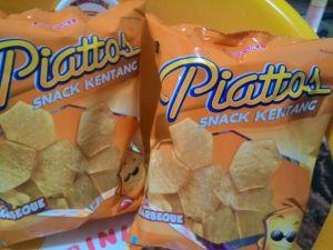 Piattos Snack Kentang Barbeque : Kriuk Renyahnya Wah!