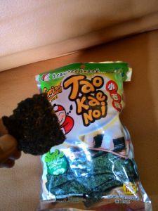 Tao Kae Noi Crispy : Haduh .... Sayang Produk Import
