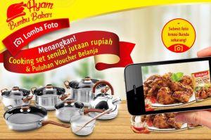 Ayam Bumbu Bakar Foto Kontes : Berhadiah Cooking Set & Voucher Belanja