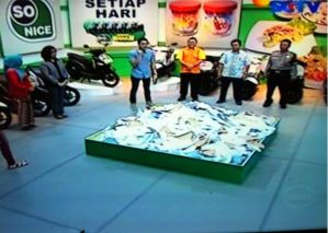 10 Pemenang Honda Beat Undian So Nice (03 September 2015)