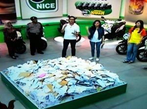 10 Pemenang Honda Beat Undian So Nice (11 September 2015)