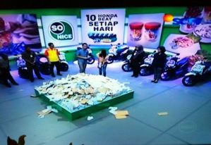 10 Pemenang Honda Beat Undian So Nice (14 September 2015)