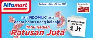 Indomilk alfa week 1
