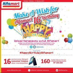 alfamart make a wish