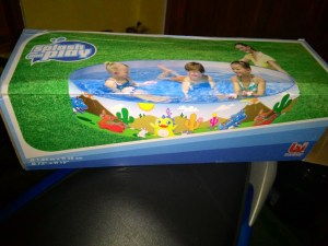 Splash & Play From Bestway : Byur Byur Berenang Lega Tanpa Harus Mompa