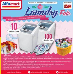 Laundry fair