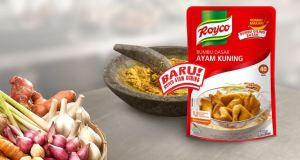 4000 Sampel Gratis Royco Ayam Kuning