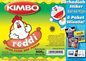 115 Pemenang Grand Prize Kimbo Reddi (Doraemon)