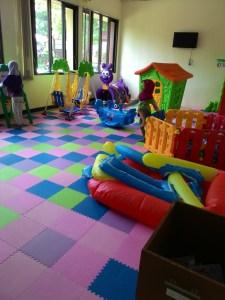 Kids Fun Free...!! Hanya Ada di Perpustakaan Daerah Purwokerto