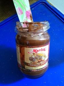Mariza Chocolate Spread : Selai Coklatnya Pas
