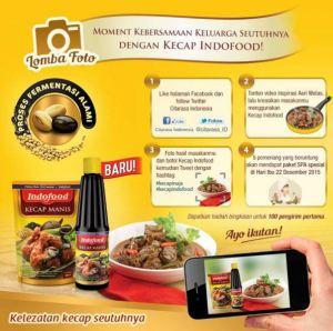 Mau Bingkisan Spesial & Paket Spa DiHari Ibu Dari Kecap Indofood?