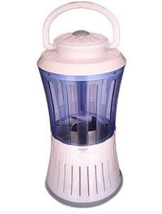 LUBY L - 385 LED Suction Type Mosquito Killer : Ga Mempan Bunuh Nyamuk!