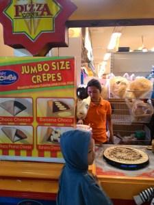 Jumbo Size Crepes (My Crepes) :Kriuk ... Crunchy &