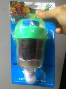 Daiyu Water Filter : Airpun Menjadi Lebih Bersih